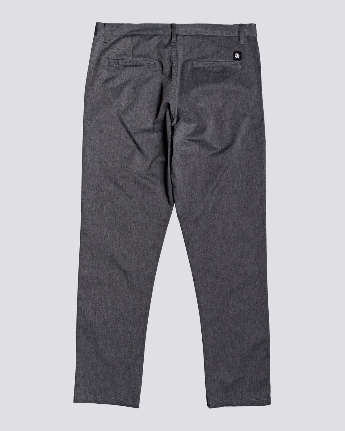 4 Howland Classic - Pantalon chino pour Homme Gris U1PTC1ELF0 Element