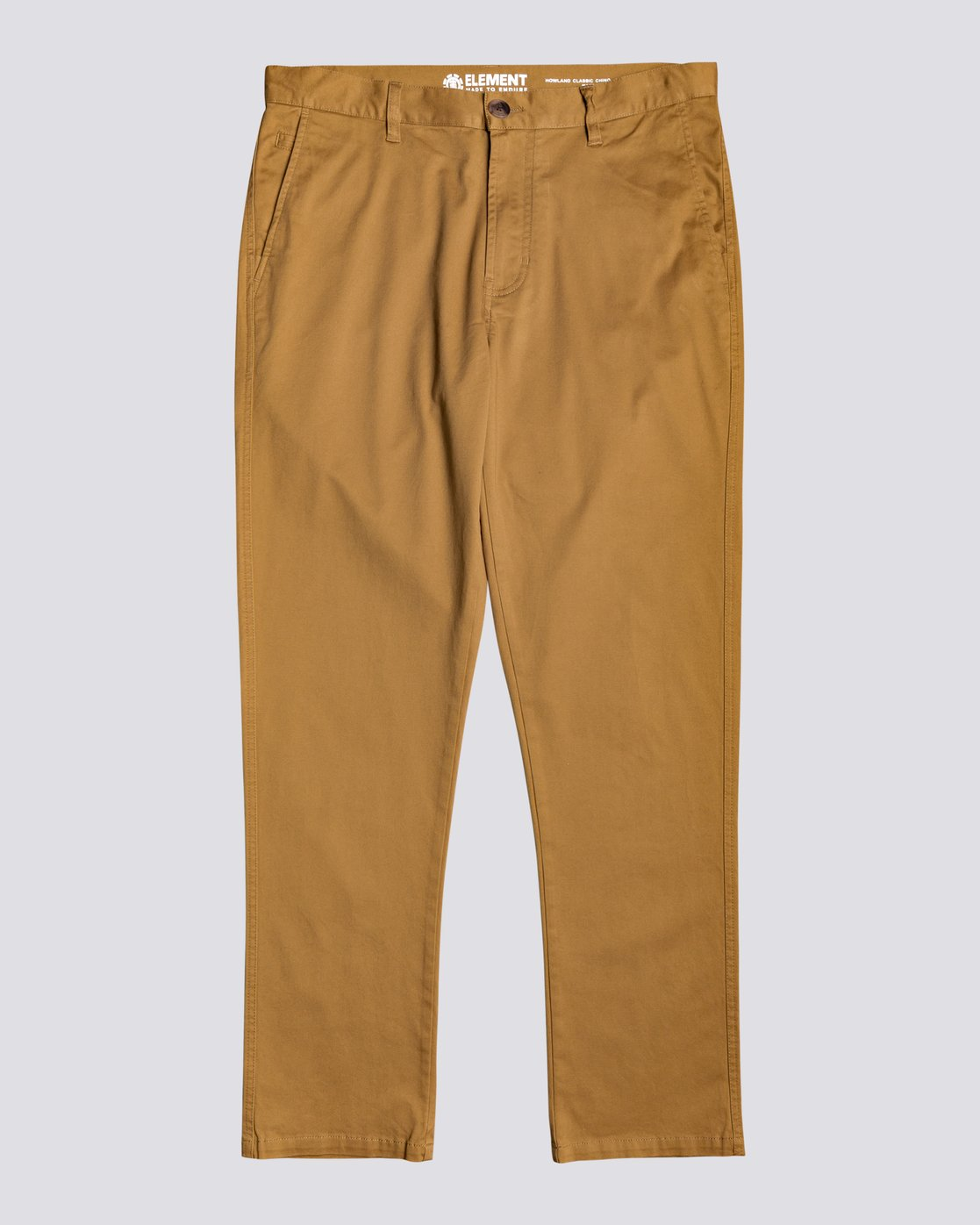 0 Howland Classic - Chinos for Men Brown U1PTC1ELF0 Element