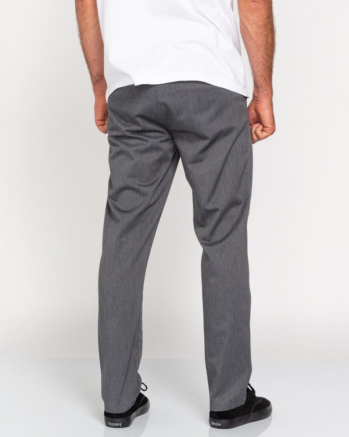 2 Howland Classic - Pantalon chino pour Homme Gris U1PTC1ELF0 Element