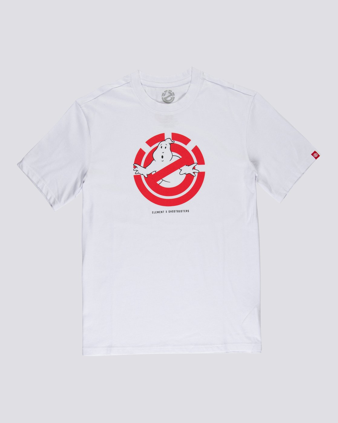 0 Ghostbusters Ghostly - T-Shirt for Men White U1SSK5ELF0 Element