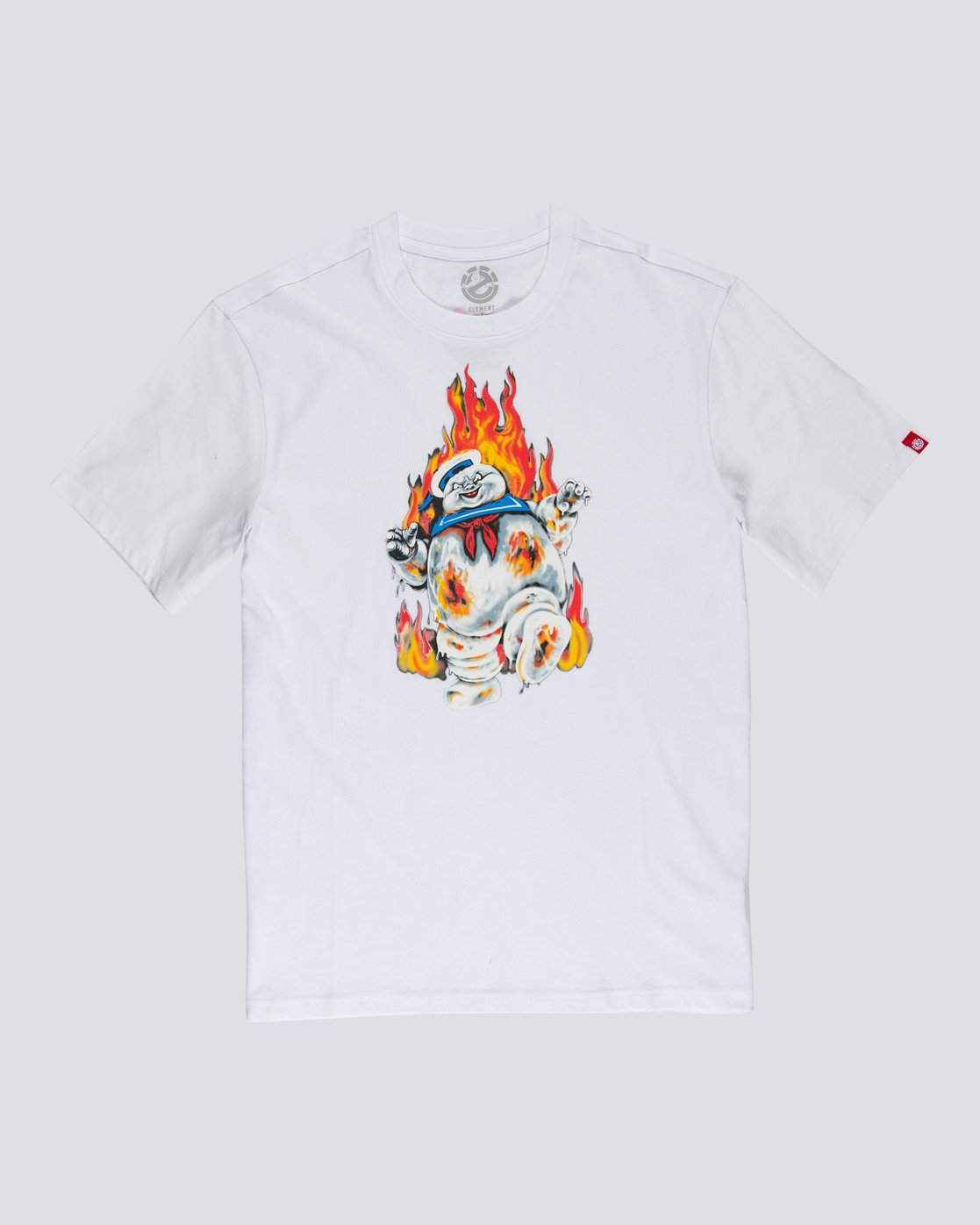 0 Ghostbusters Inferno - T-shirt pour Homme Blanc U1SSL2ELF0 Element