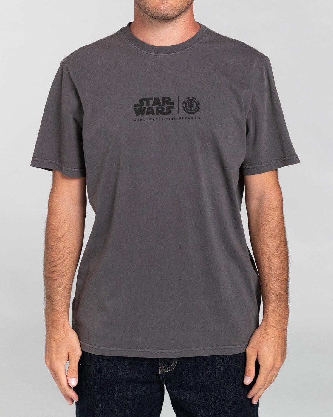 2 Star Wars X Element Wind - Camiseta para Hombre  U1SSN1ELF0 Element