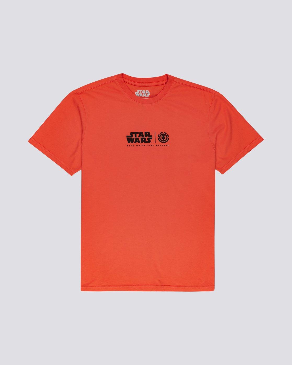 0 Star Wars X Element Fire - Camiseta para Hombre  U1SSN3ELF0 Element