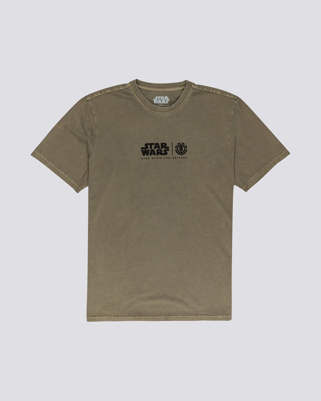 0 Star Wars X Element Nevarro - Camiseta para Hombre  U1SSN4ELF0 Element