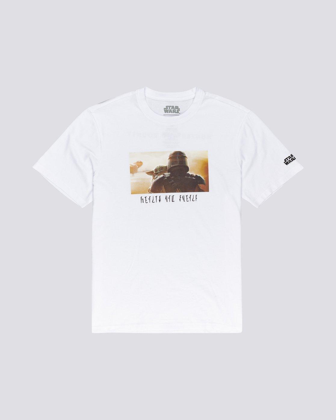 0 Star Wars X Element Protect - Camiseta para Hombre Blanco U1SSN8ELF0 Element