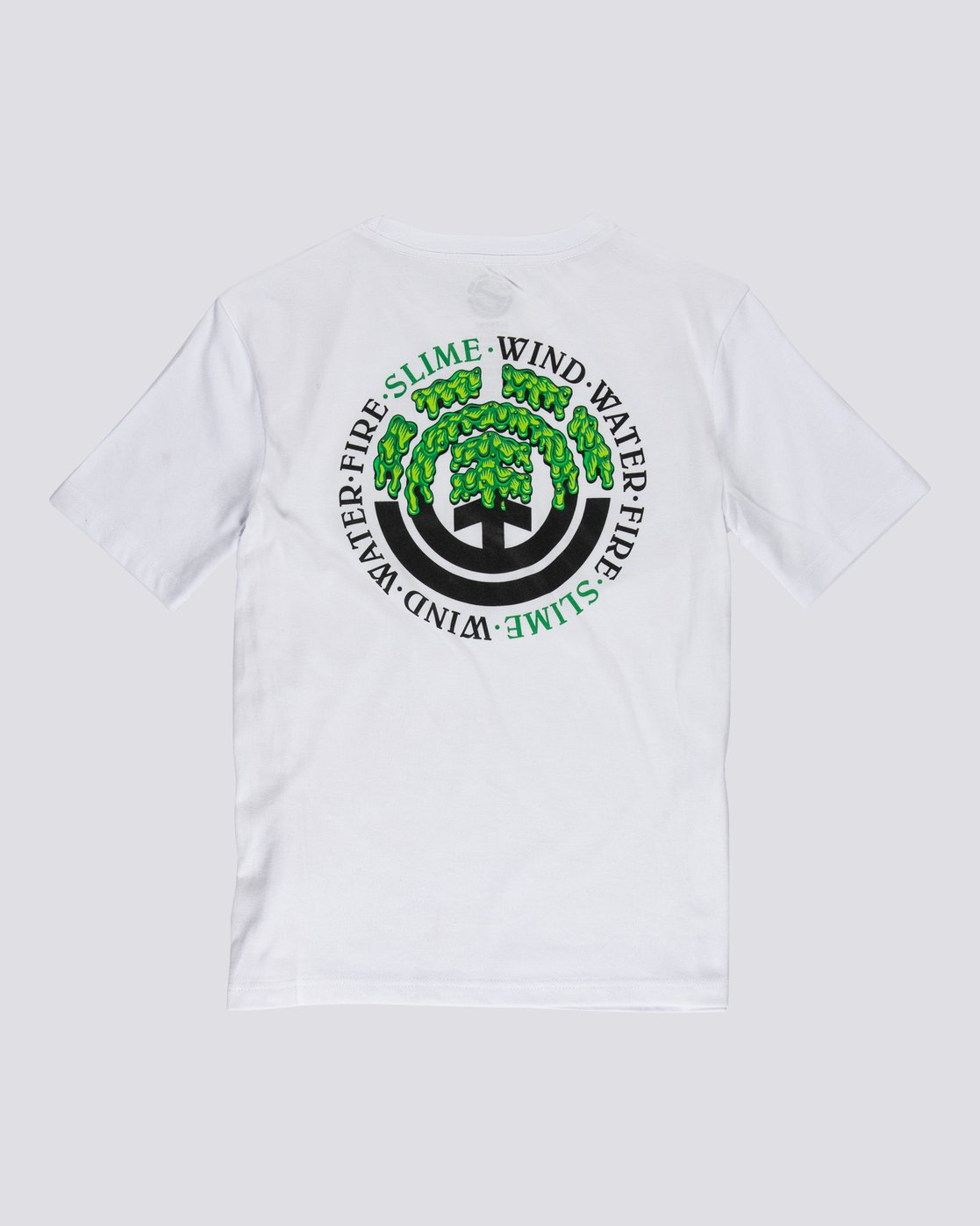 1 Ghostbusters Proton Seal - T-Shirt for Boys White U2SSD4ELF0 Element