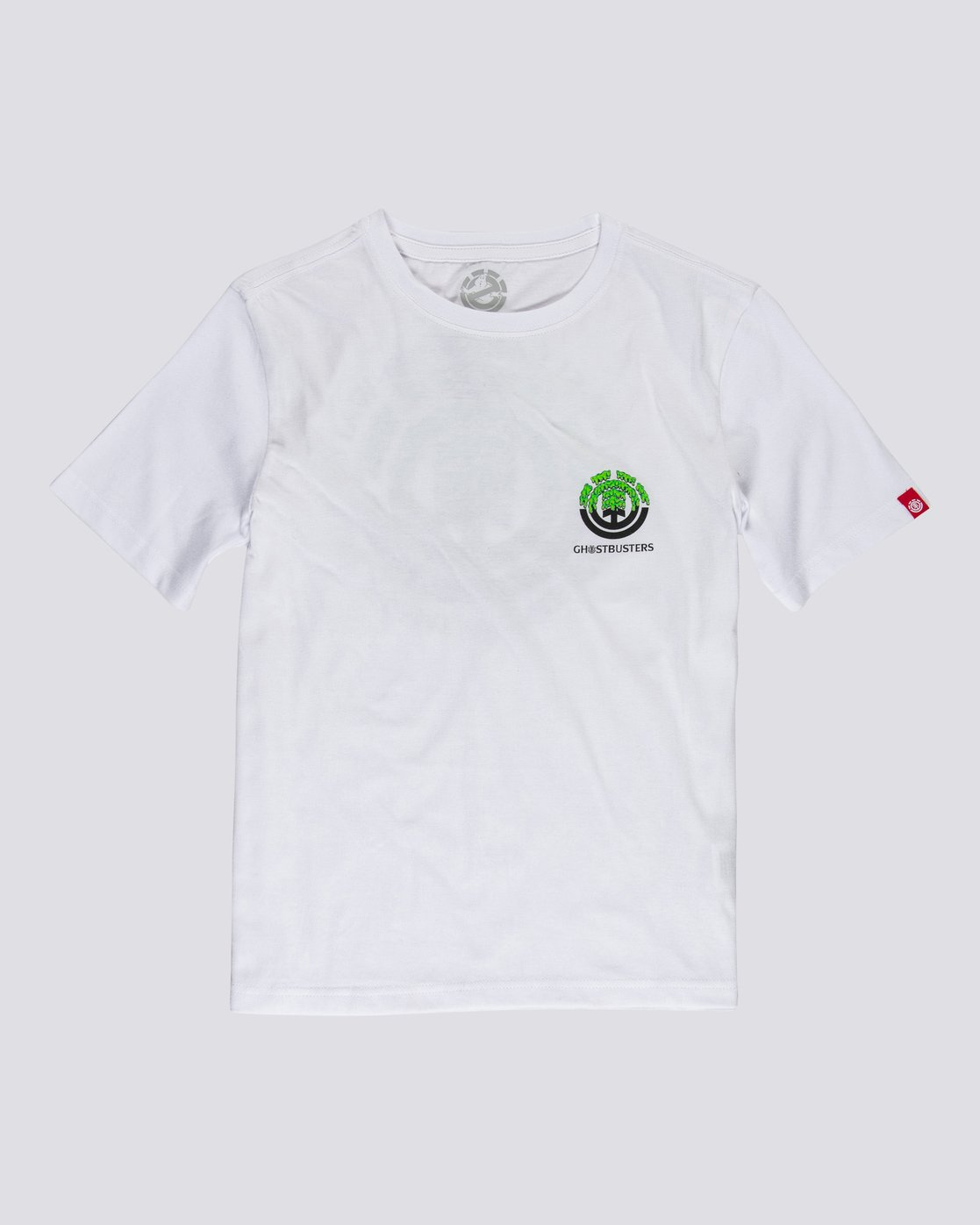 0 Ghostbusters Proton Seal - T-Shirt for Boys White U2SSD4ELF0 Element