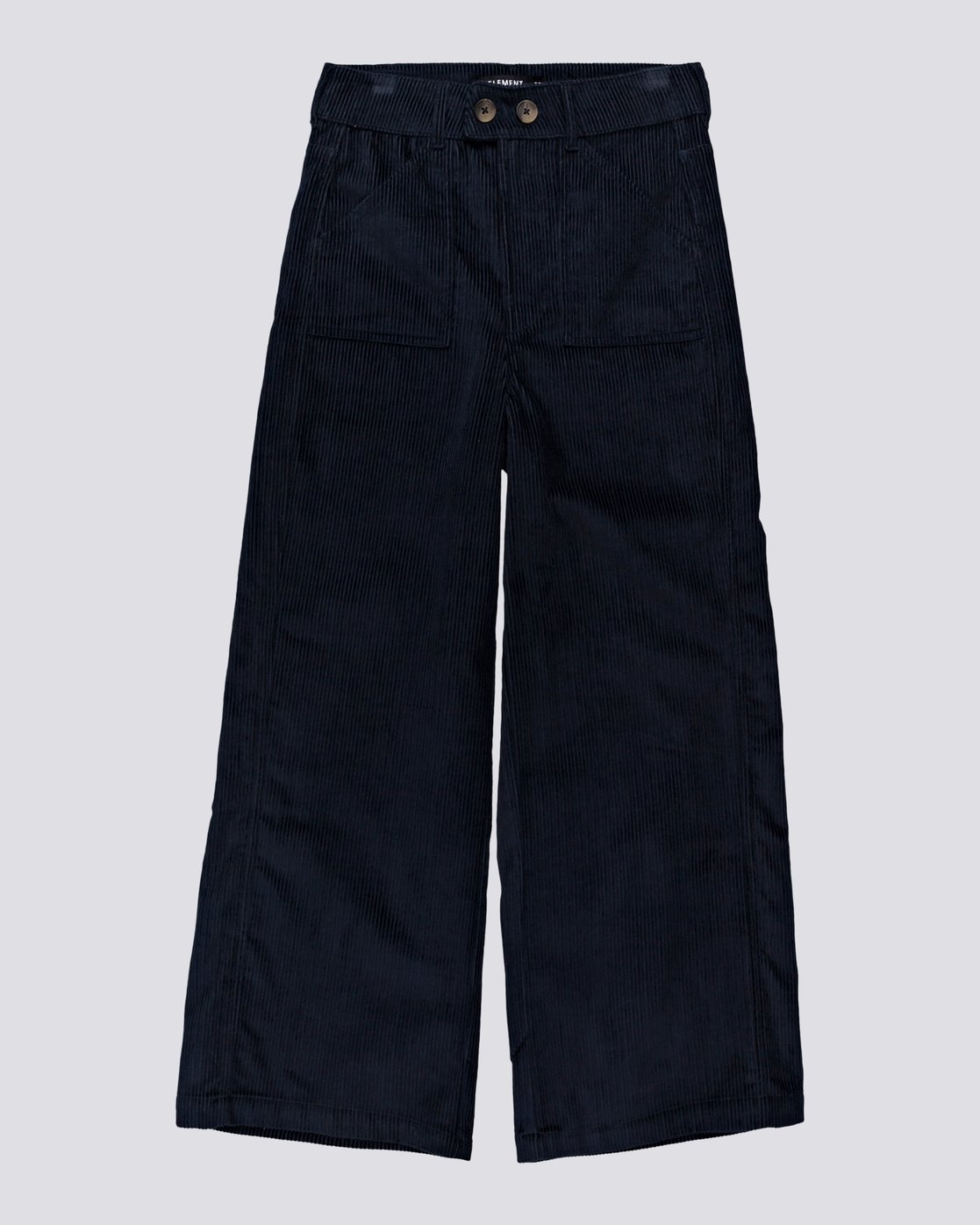 0 Gresham - High Waist Trousers for Women Blue U3PTA6ELF0 Element