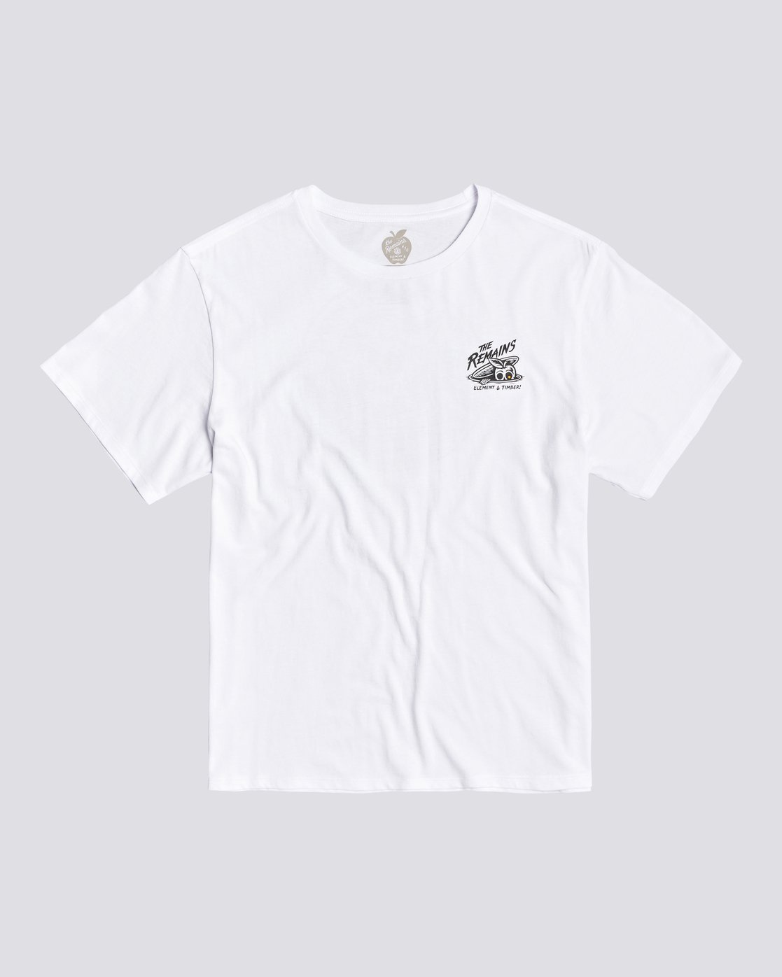 1 Timber! The Remains B-Side - T-shirt pour Femme Blanc U3SSA1ELF0 Element
