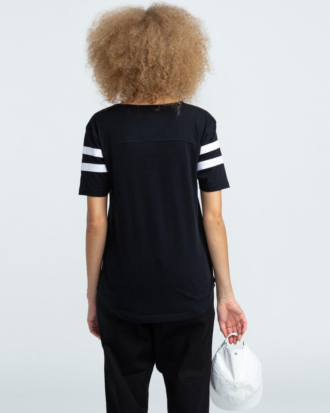 3 Timber! The Remains I Heart Football - T-shirt pour Femme Noir U3SSA2ELF0 Element