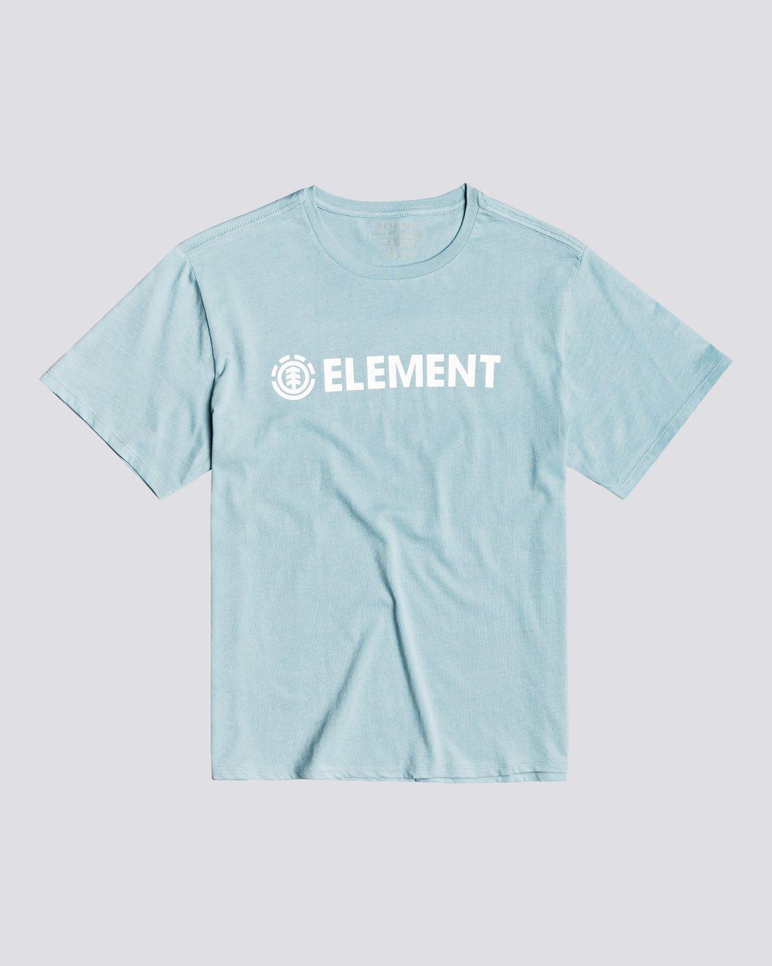 0 Element Logo - T-shirt pour Femme  U3SSB1ELF0 Element