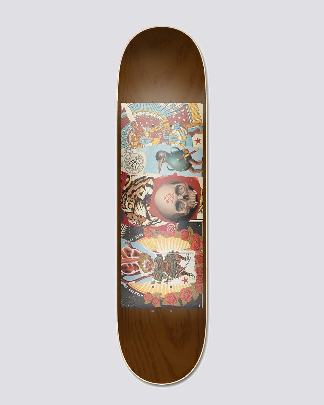 "1 8.25"" Low Earth Orbit Madars - Skateboard Deck  U4DCD1ELF0 Element"