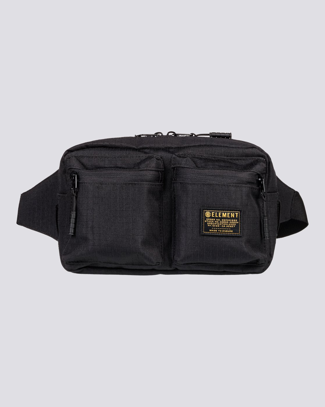 0 Recruit Street Pack - Sac pour Homme Noir U5BGA1ELF0 Element