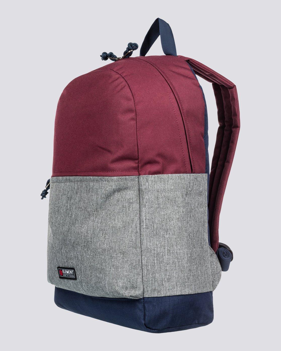 1 Vast - Backpack for Men Red U5BPA3ELF0 Element