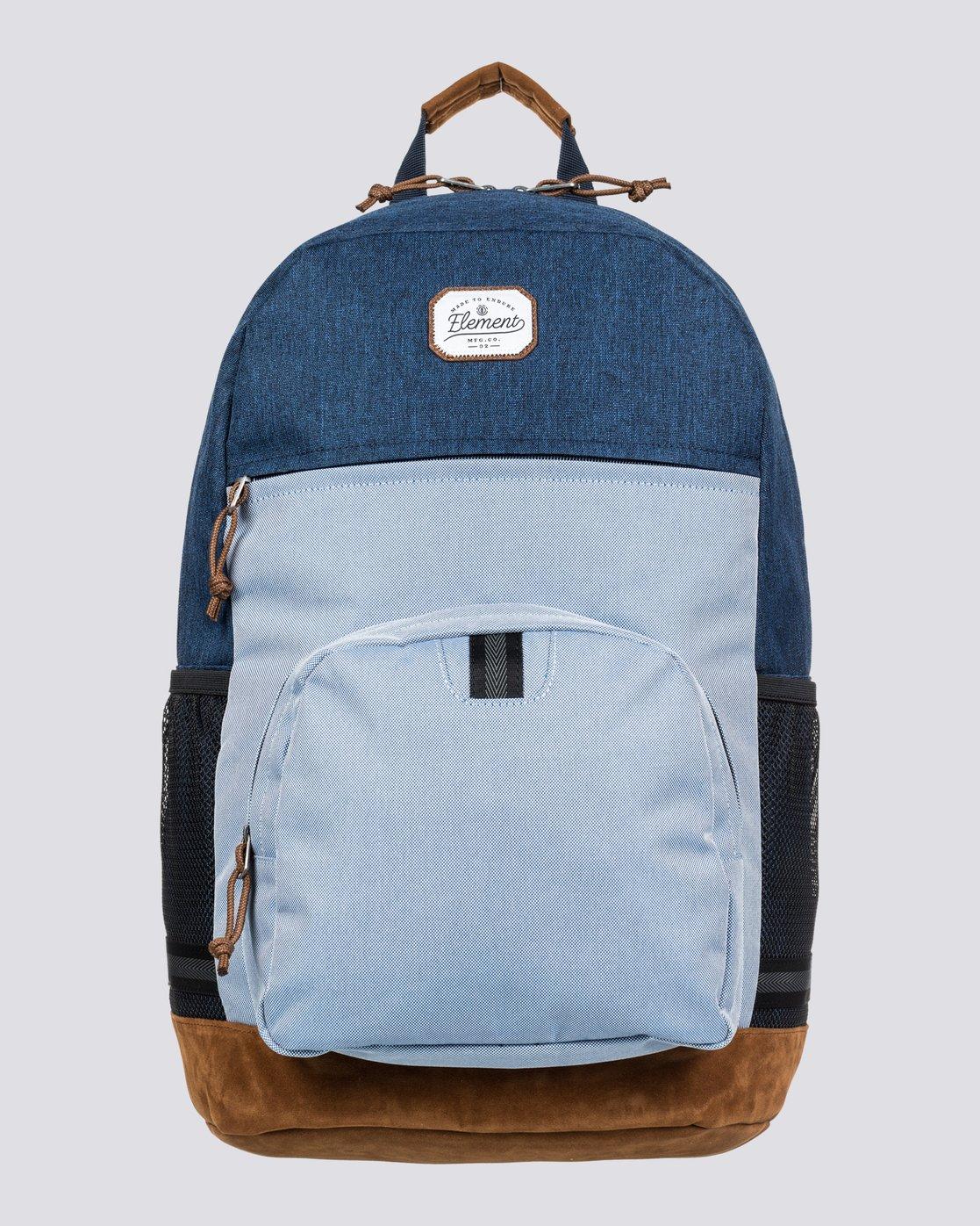 0 Regent - Backpack for Men Blue U5BPA5ELF0 Element