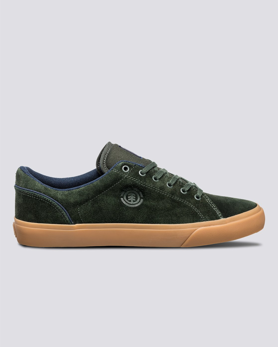 0 Creeton - Shoes for Men Green U6CRT101 Element