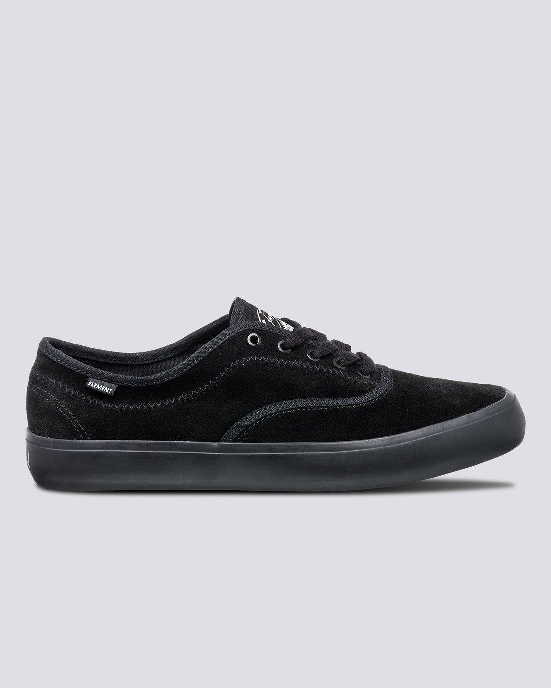 0 Passiph - Shoes for Men Black U6PAS101 Element