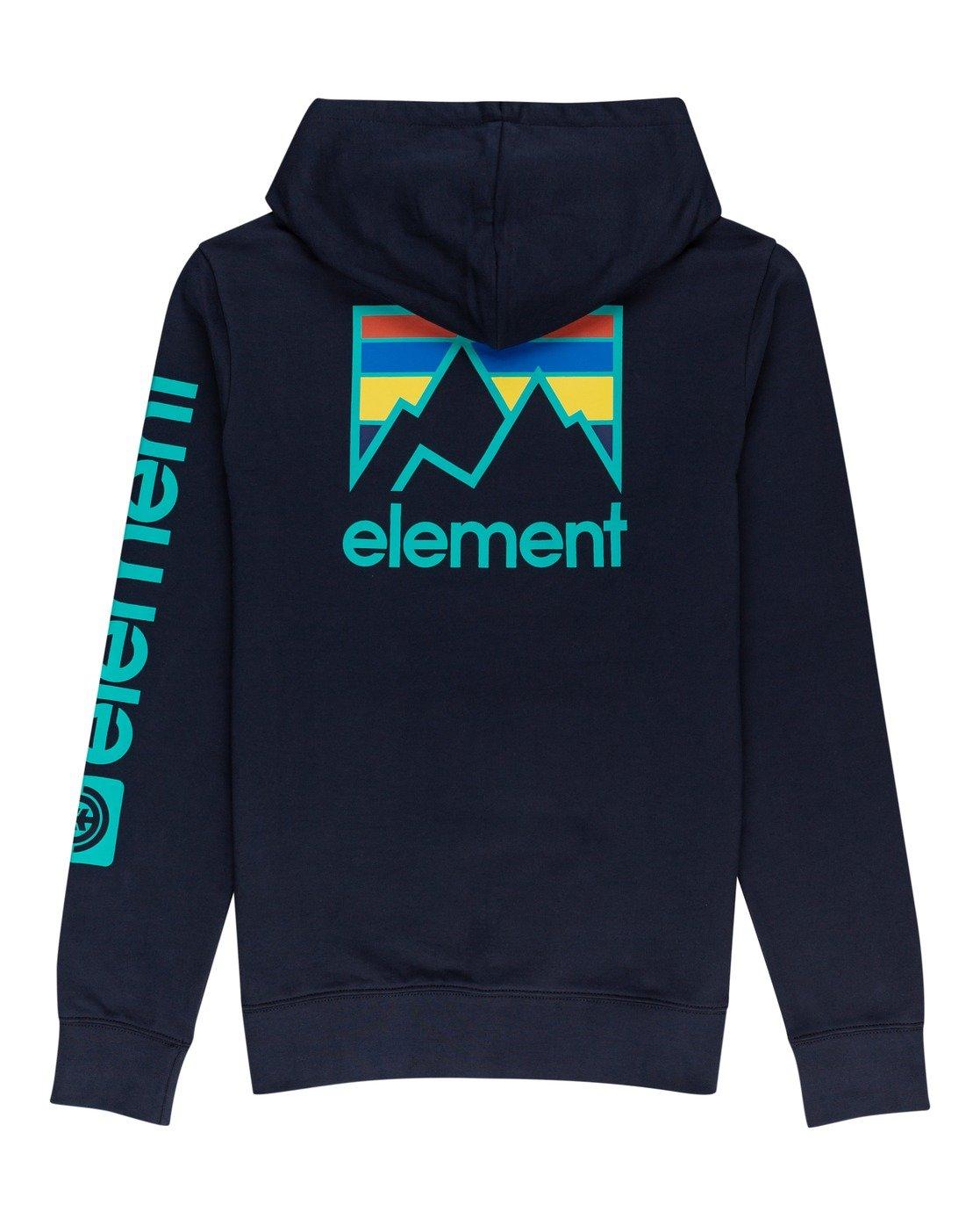 1 Joint - Hoodie Blue W1HOC2ELP1 Element