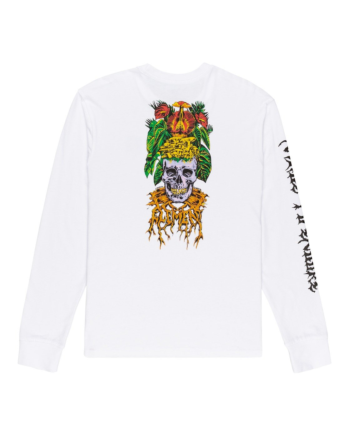 1 L'Amour Supreme Spectral - Long Sleeve T-Shirt White W1LSC8ELP1 Element