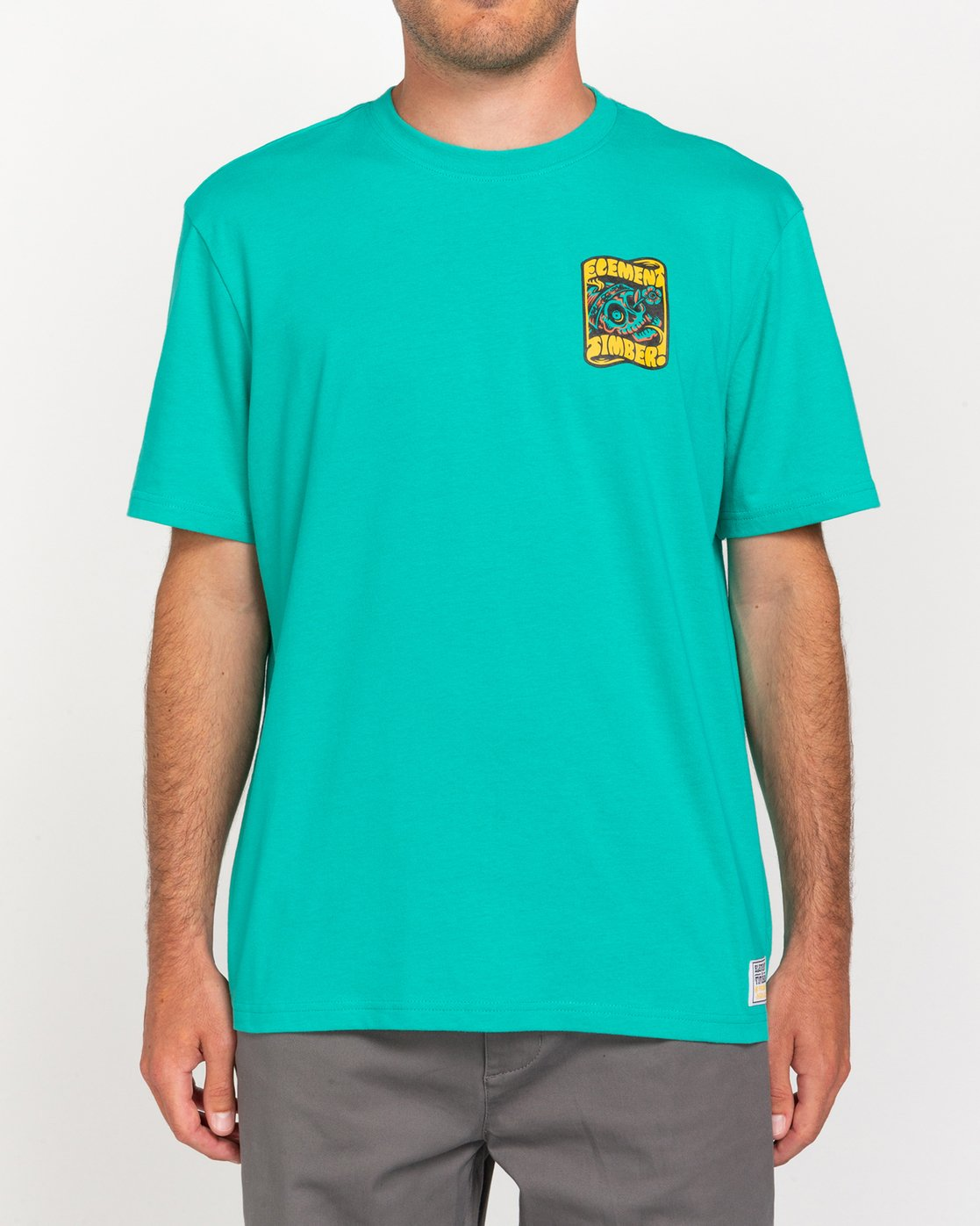 2 Timber! Nomadic - T-Shirt for Men Blue W1SSQ4ELP1 Element