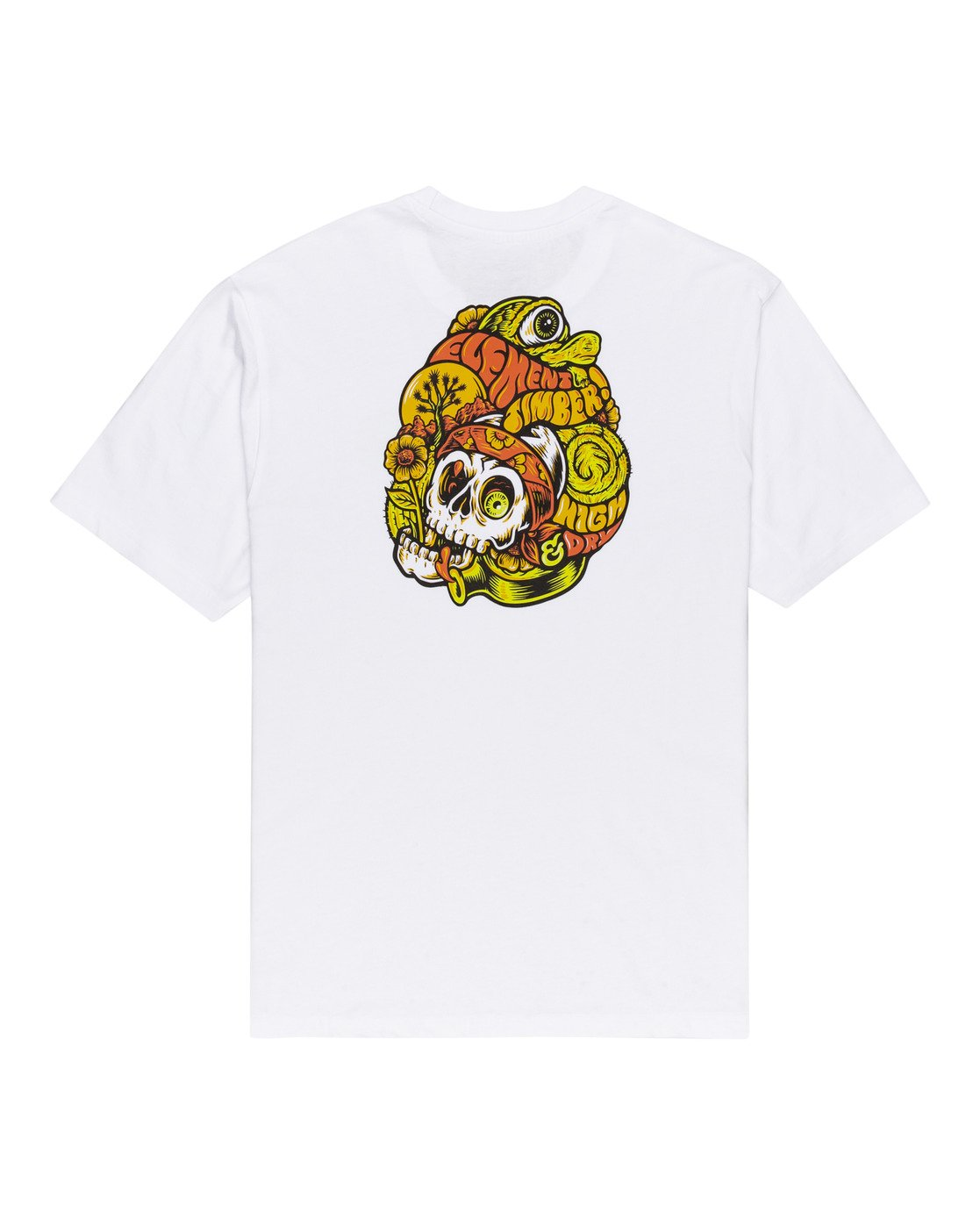 1 Timber! The Vision - T-Shirt for Men White W1SSQ6ELP1 Element