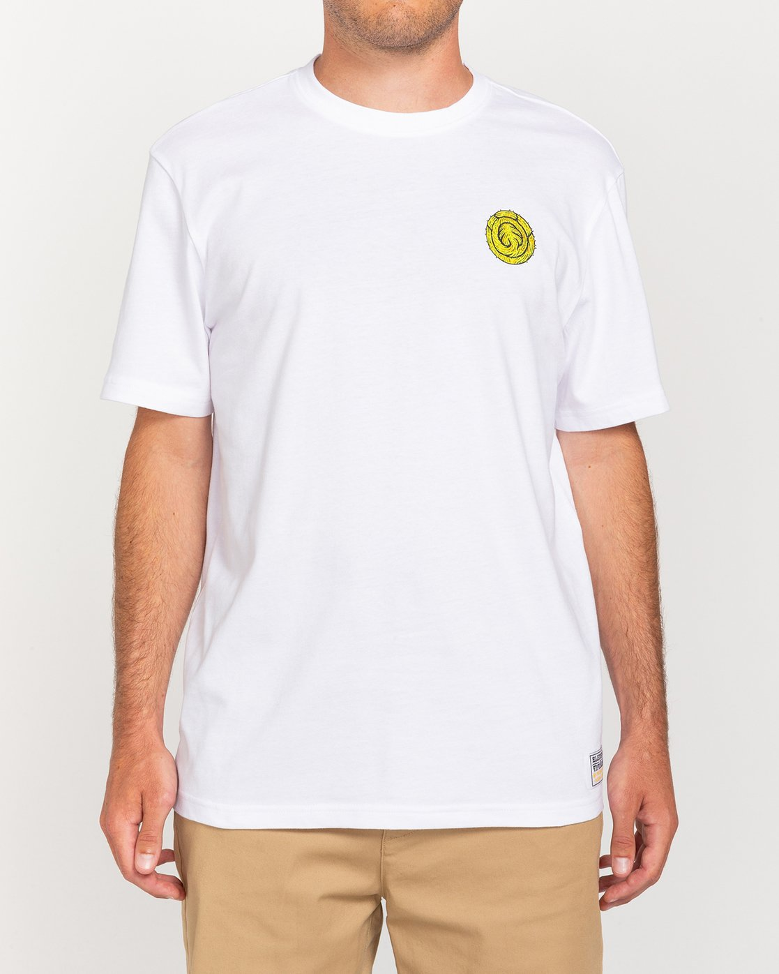2 Timber! The Vision - T-Shirt for Men White W1SSQ6ELP1 Element