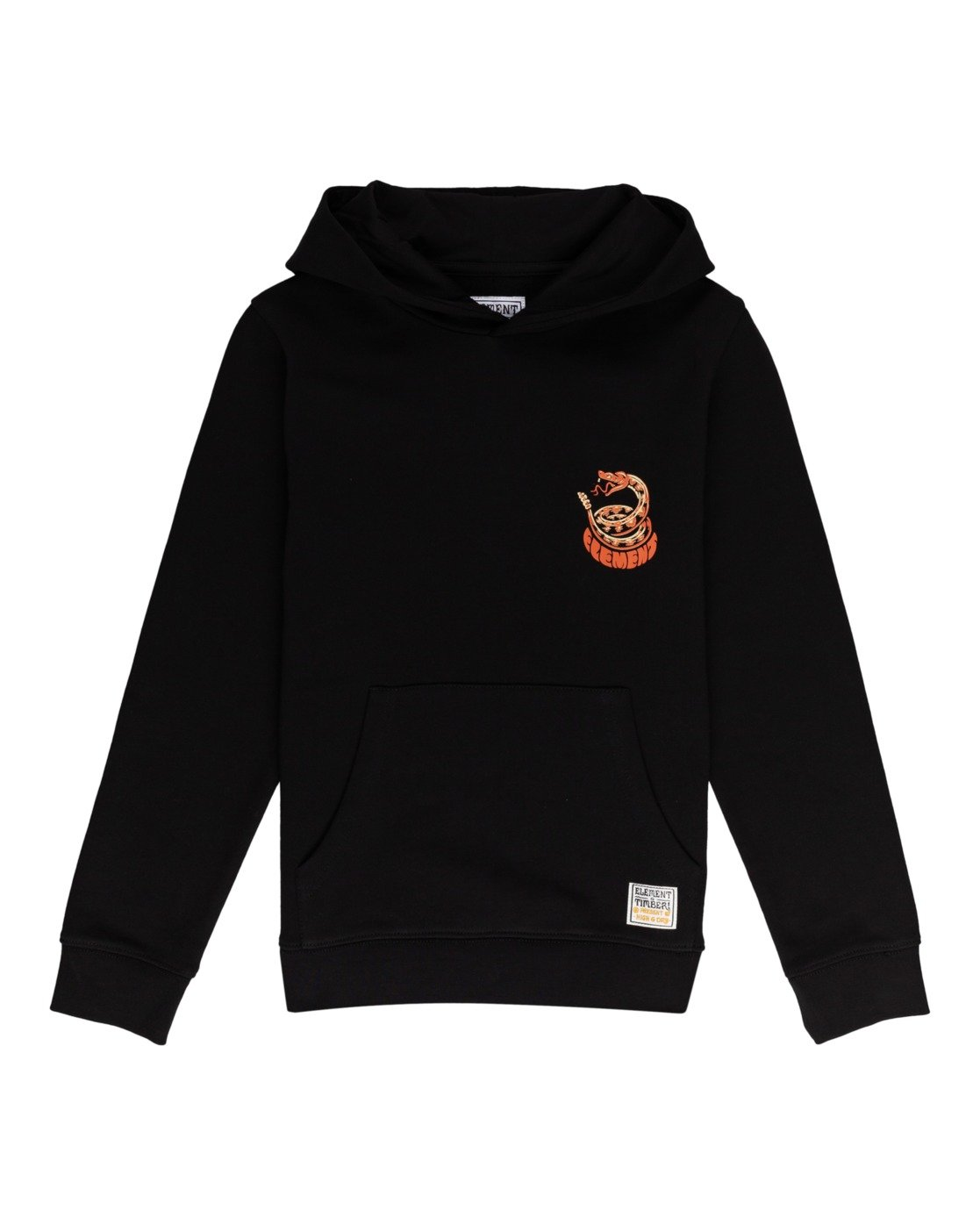 0 Timber! Pick Your Poison - Hoodie for Boys Black W2HOB5ELP1 Element