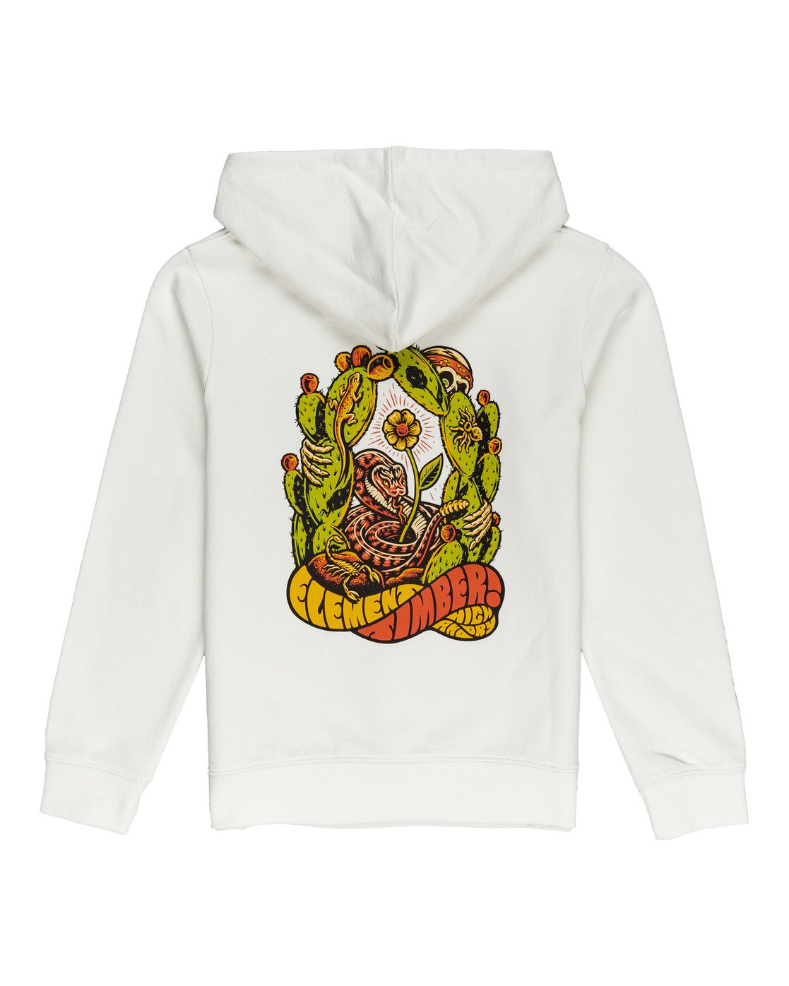 1 Timber! Pick Your Poison - Hoodie for Boys White W2HOB5ELP1 Element