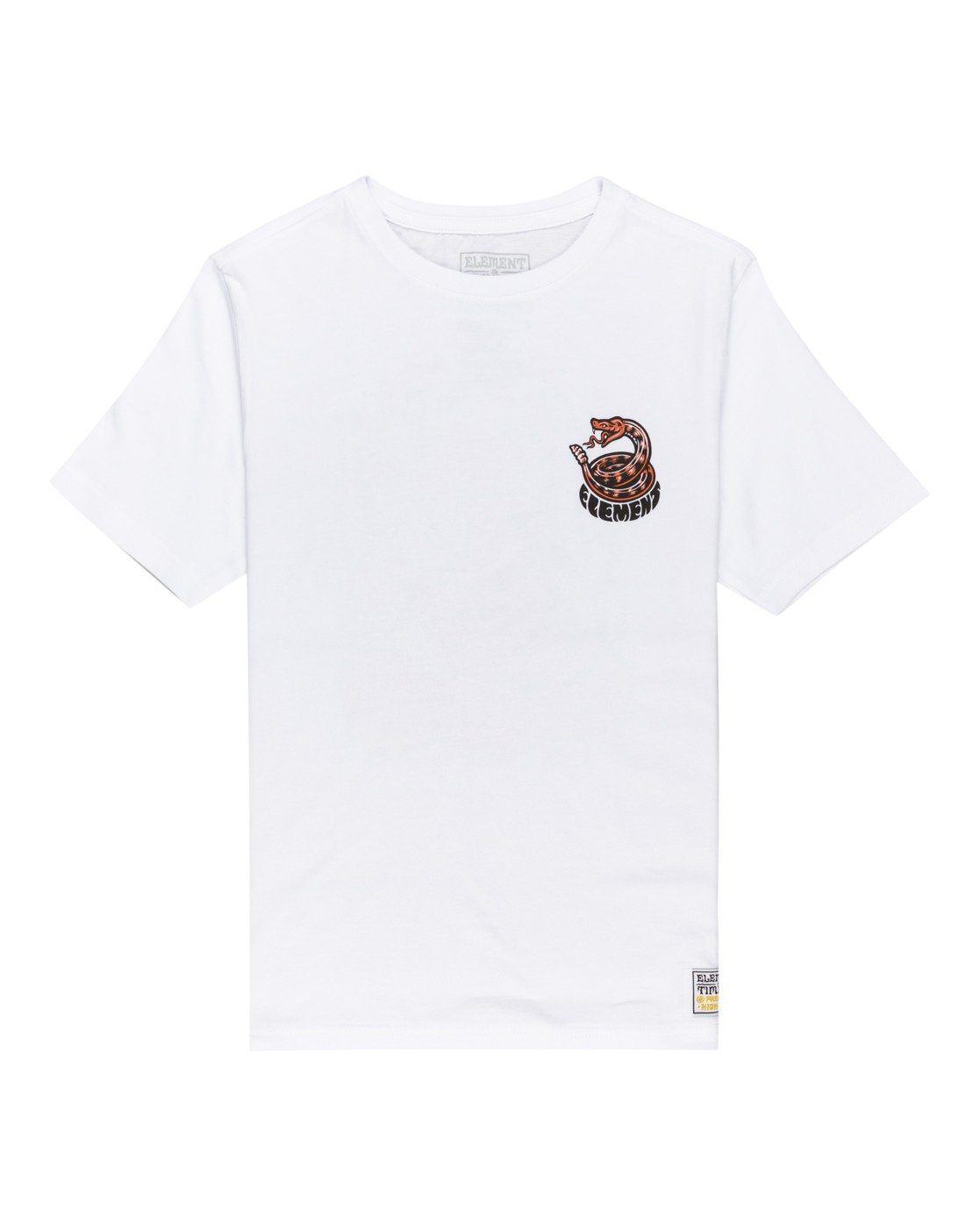 0 Timber! Pick Your Poison - T-Shirt for Boys White W2SSF8ELP1 Element