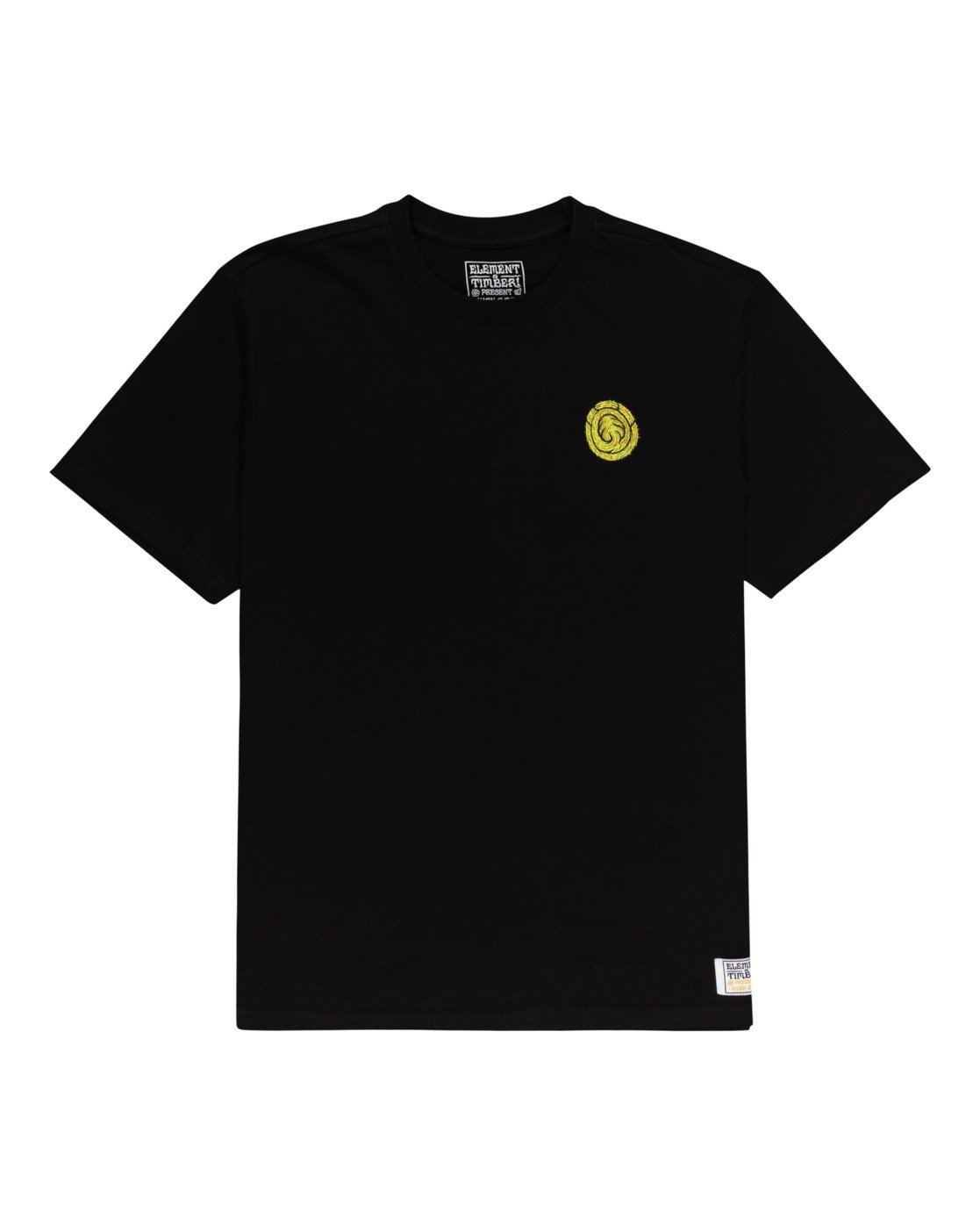 0 Timber! The Vision - T-Shirt for Boys Black W2SSG2ELP1 Element