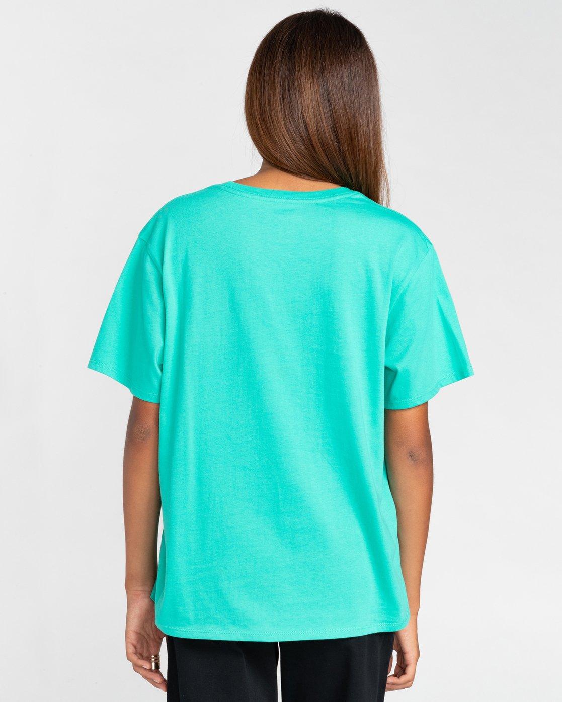 2 Element Logo - T-shirt pour Femme  W3SSB7ELP1 Element