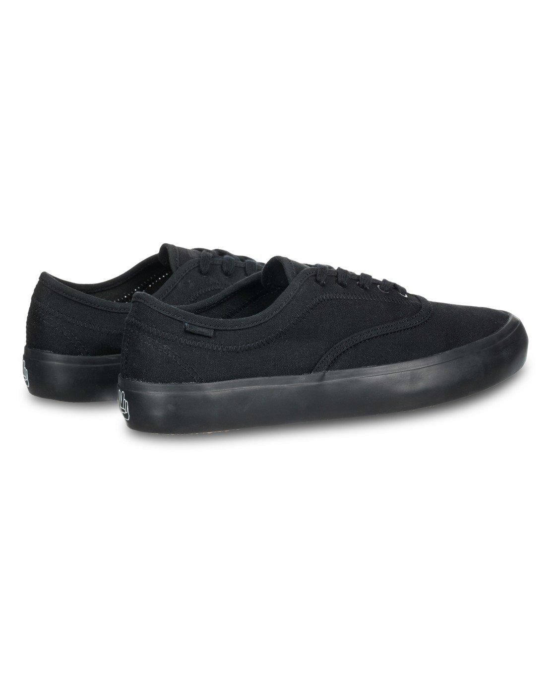 2 Passiph - Shoes for Men Black W6PAS101 Element