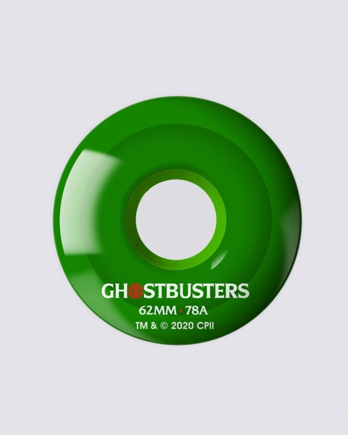 1 Slimer 62MM Wheels  WHLG3GBF Element