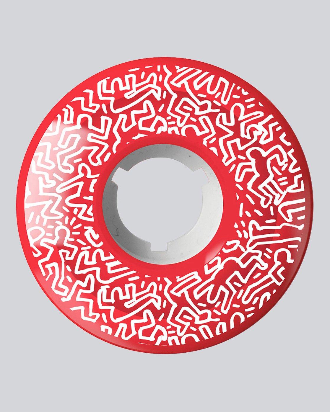 0 Keith Haring 62mm Wheels  WHLGQKHR Element