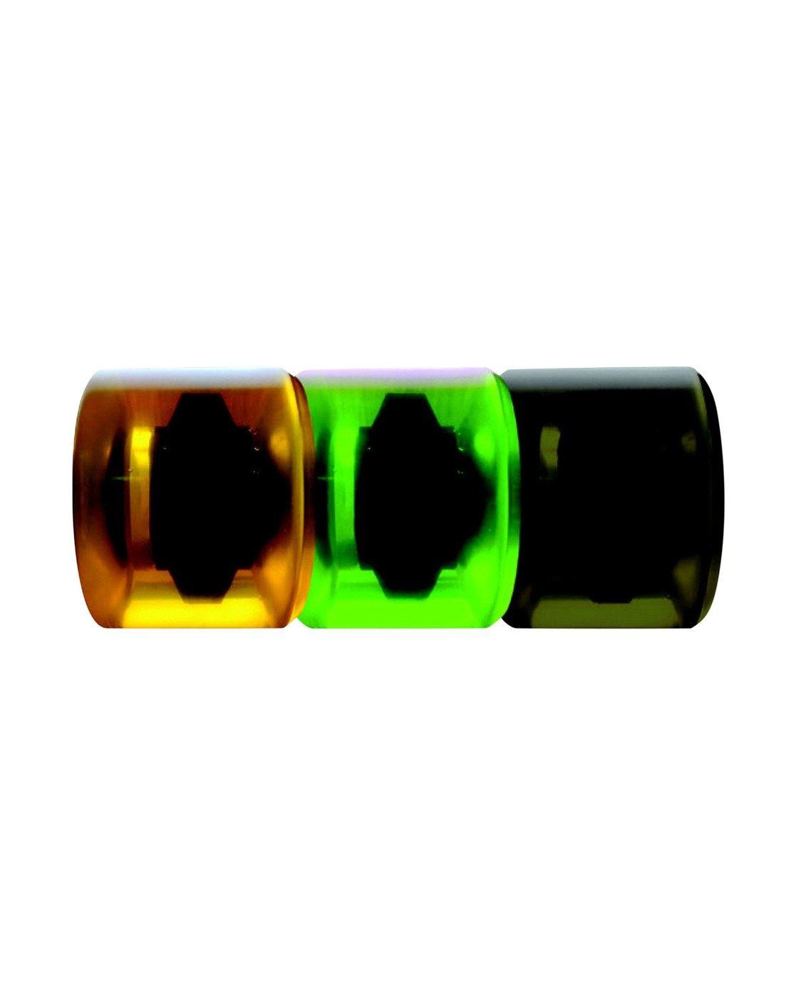 1 Rasta 70MM Wheels Multicolor WHLGS70R Element