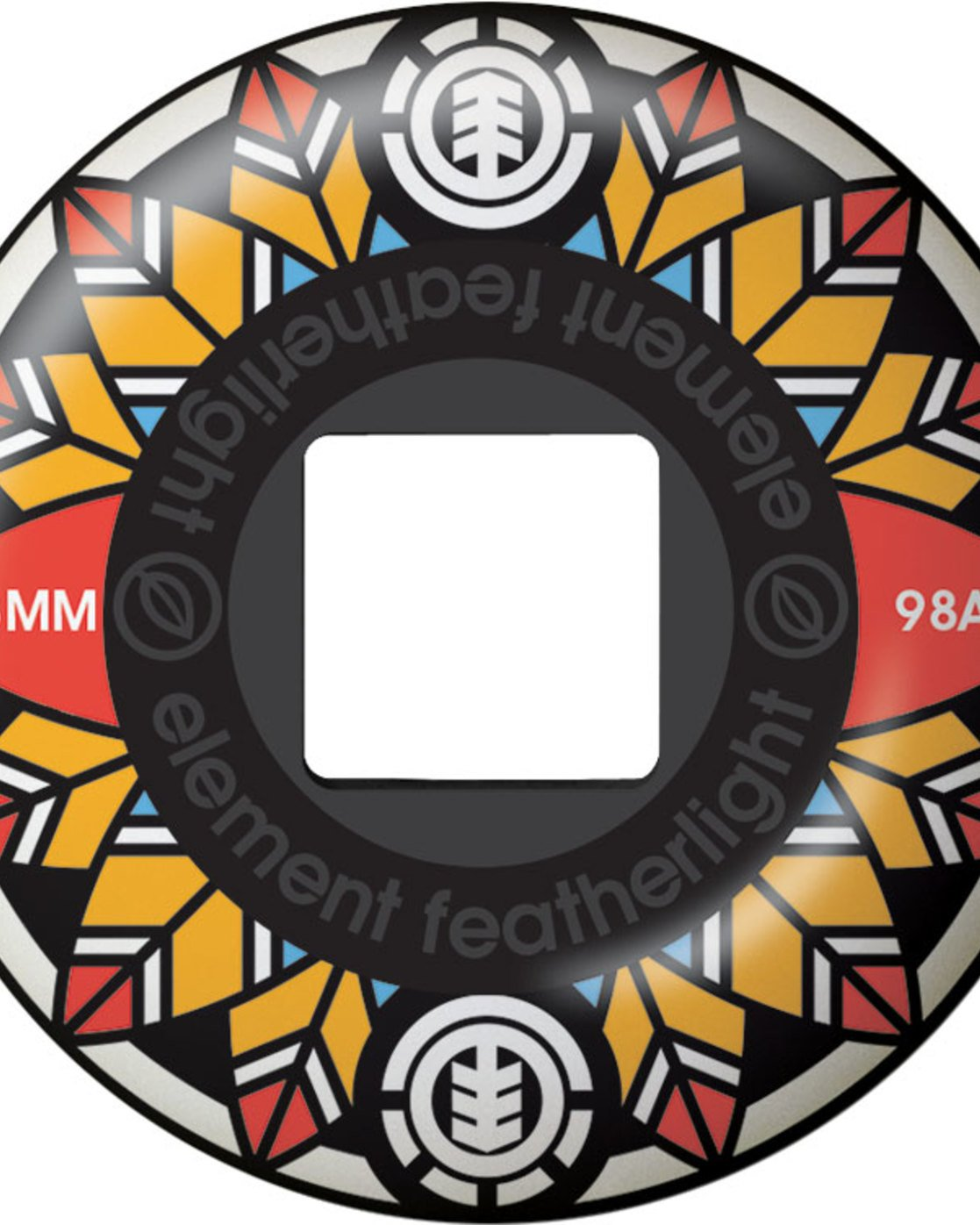 1 Feathers 53mm Wheels  WHLGTFTH Element
