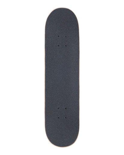 "2 Section 7.75"" - Skateboard Black 04CPG2ELPP Element"
