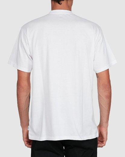 1 NATURAL LAW SHORT SLEEVE TEE White 102004 Element