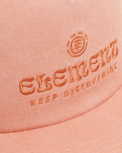 5 KEEP DISCOVERING CAP  102604 Element