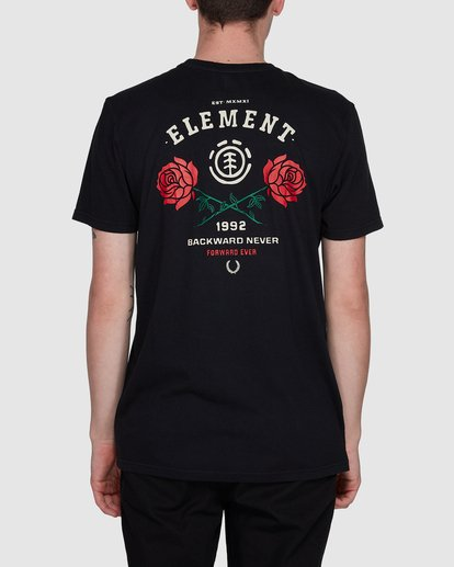 0 Forward Ever Rose Ss Tee  107017 Element