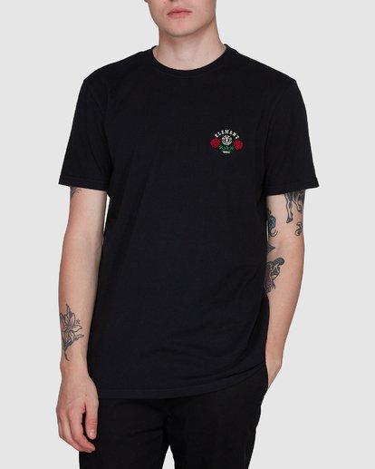 1 Forward Ever Rose Ss Tee  107017 Element