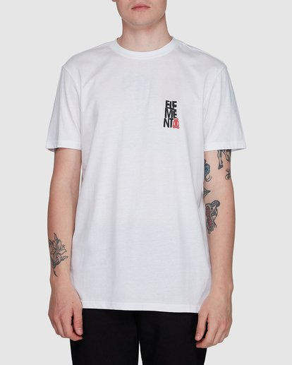 0 Colewell Ss Tee  107020 Element