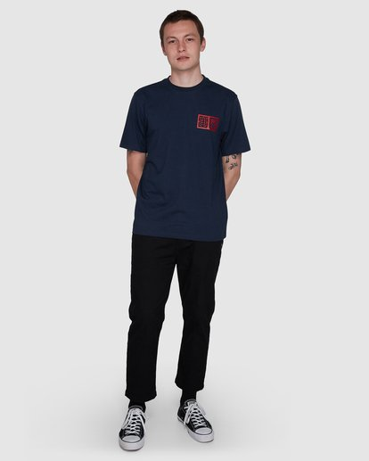 4 TRADITION SHORT SLEEVE TEE  107023 Element