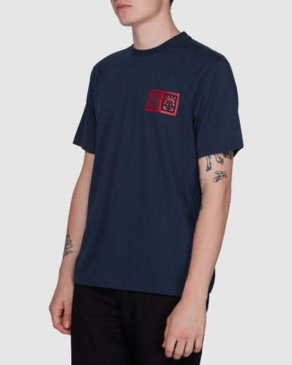 3 TRADITION SHORT SLEEVE TEE  107023 Element