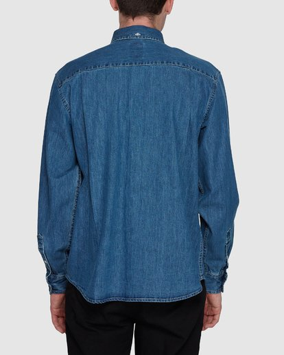 1 Bold Ls Washed Shirt  107218 Element
