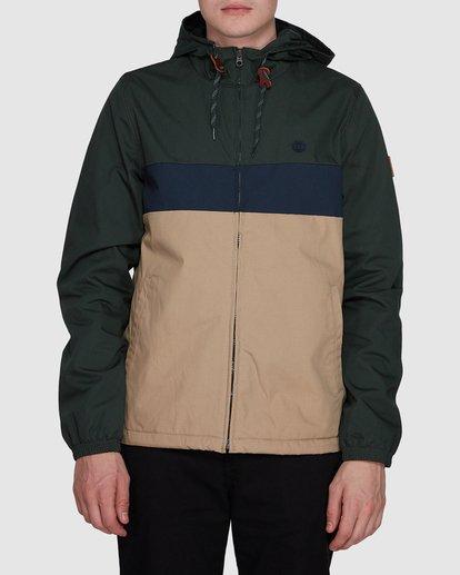 0 Alder 3 Tones Jacket  107455 Element