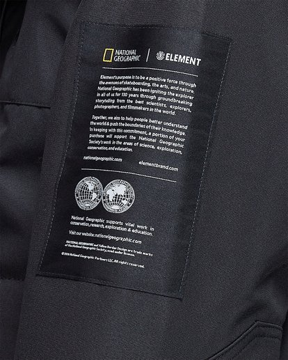 3 AETHER JACKET  107467 Element