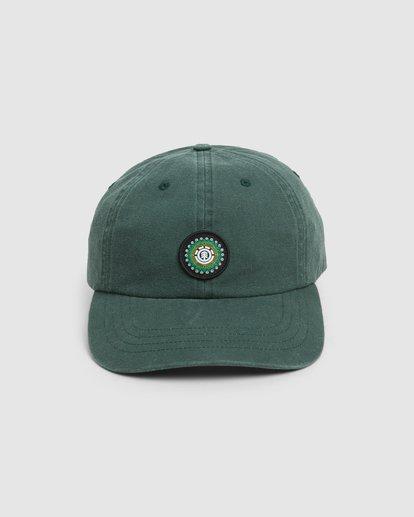 1 COZUMEL CURVED CAP  107607 Element