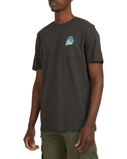 2 Protect Short Sleeve Tee Black 112001 Element