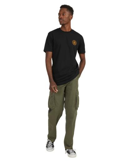 5 Chains Short Sleeve Tee Black 112010 Element